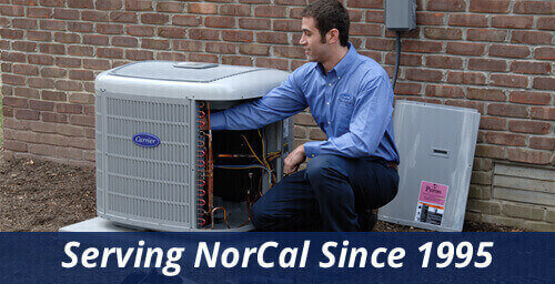Sacramento California AC Air Conditioning, Heater and Furnace & Repair Services